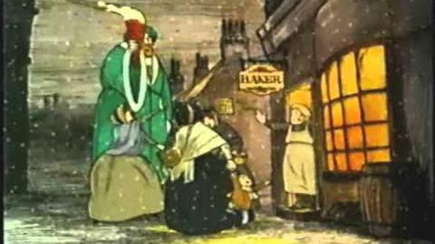 A Christmas Carol 1971 ~ Animated ~ Alastair Sim ~ Full Length
