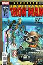 Superior Iron Man Vol 1 1 Rocket Raccoon and Groot Variant.jpg