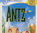 Antz Home Video
