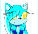 Cyan the Cat