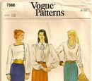Vogue 7568 A