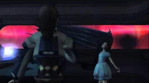 Xenosaga Episode III - Chapter 7 - Inescapeable Reality - Zohar Resonates with Both Shions