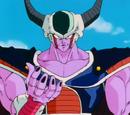 King Cold vs Goku super saiyajin (saga de freezer)