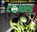 Green Lantern Corps Vol 3 36