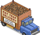 Rat Trap Delivery Truck