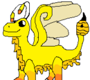 Honey Dragon