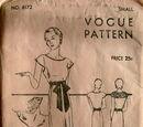 Vogue 6172 A