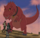 Thaddeus Ross (Earth-12041), Skaar (Earth-12041), and Devil Dinosaur (Earth-12041) from Hulk and the Agents of S.M.A.S.H. Season 1 13 0001.png