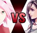 Shadow7615/Sakura Haruno vs. Tifa Lockhart