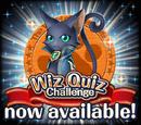 Wiz Quiz Challenge