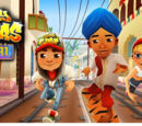 Subway Surfers World Tour: Mumbai