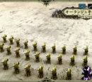 Second Silver Meteor Army vs Navarre Knights