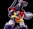 Star Beast MegaZord