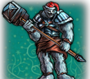 Abominable Warrior
