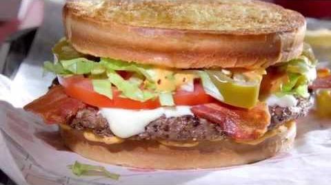 Sri-Ra-Cha - Spicy Sriracha Burger - Jack in the Box® Commercial