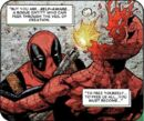 Wade Wilson (Earth-12101) and Peter Parker (Earth-12101) from Deadpool Killustrated Vol 1 1 0001.jpg