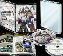 List of Shirogane no Ishi Argevollen Blu-ray Releases