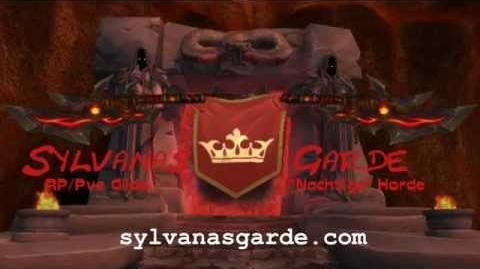 Sylvanas Garde