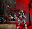 RWBY vs RVB All Stars