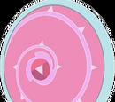 Escudo de Steven e Rose