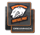 DreamHack 2014 Team Stickers
