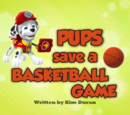 Pups Save a Basketball Game's Pages