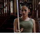 Épée bénie