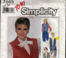 Simplicity 7669