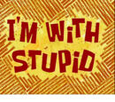 I'm with Stupid (gallery)