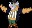 Dapples the Clown