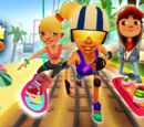 Subway Surfers World Tour: Miami 2014