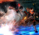 Ryu Hayabusa/Dead or Alive 5 Last Round command list