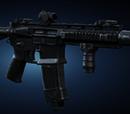 Noveske Diplomat 7.5 assault rifle