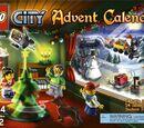 2824 Le calendrier de l'Avent City