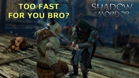 1.5x speed Orc executions Brutally funny!! - Shadow of Mordor HD Gameplay