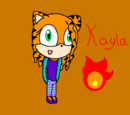 Kayla the Tiger