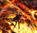 Lovely Angel of The Fire Dragon Girl