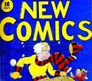 New Comics/Capas