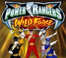 Power Rangers: Fuerza Salvaje
