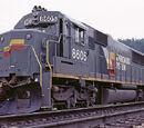 EMD SD50