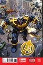 Avengers Vol 5 27 Weaver Variant.jpg