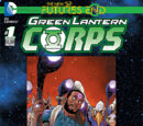 Green Lantern Corps: Futures End Vol 1 1
