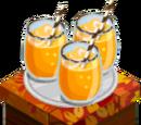 Pumpkin Spice Fizz