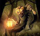 Halloween Entity Physiology
