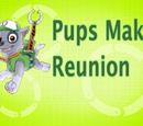 Pups make a reunion