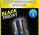 Energy Grenade Stock Sale Pack