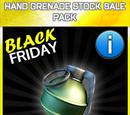 Hand Grenade Stock Sale Pack