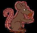 Maggie's Bedroom Rat