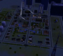 Downtown (The Sims 2)