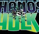 Thanos vs. Hulk Vol 1